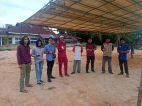 Karang Taruna Jaya Mukti Buka Lapak Bazar Ramadhan