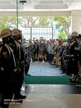 Pelantikan LLMB,Datuk Panglima Muda : Kita Bangga Menjadi Tuan Rumah Dinegeri Sendiri