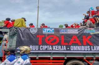 LBH Jogja Rilis Bantahan Klarifikasi DPR RI Tentan UU Cipta Kerja
