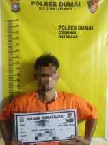 Polsek Dumai Barat Berhasil Amankan Pelaku Tindak Pidana Pencurian