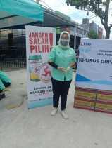 PT Kino Indonesia Tbk Peduli Pada Ojek Online Di Pekanbaru