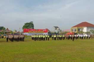 Irjen Agung : Polda Riau Kerahkan 1200 Personel Pengamanan sebar 1006 Personel Bhabinkamtibmas Di Posko PPKM
