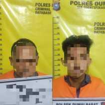 Tim Opsnal Unit Reskrim Polsek Dumai Barat Berhasil Bekuk Pelaku Pengedar Narkotika Jenis Shabu