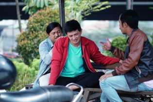 Tisna Undur Diri dari Tukang Ojek Pengkolan, Honda Astrea Grand Butut Dilelang