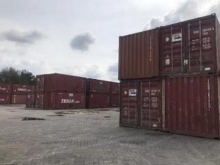 Pelindo 1 Dumai Sukses Ekspor 25 Kontainer ke Port Klang Malaysia