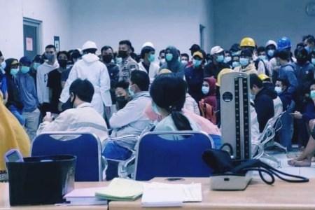 Kebijakan Sepihak Klinik PT IMIP Berakibat Pelayanan Kesehatan Pekerja Terbengkalai
