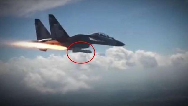 Ngeri, Rudal Rusia Penghancur Kapal 10.000 Ton Melesat dari Sukhoi TNI