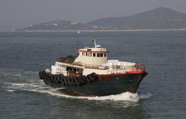 Kapal Asal India Bersandar di Riau, Kapten dan 4 ABK Positif Covid-19