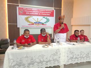 PWRI Riau Gelar Rakerda
